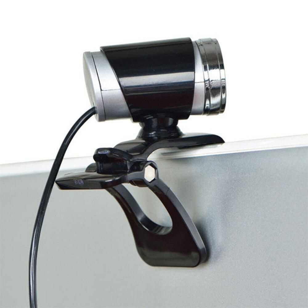 Adjustable Focal Length USB HD Webcam Web Cam Camera For Computer PC Laptop Desktop 640*480 Drop Shipping