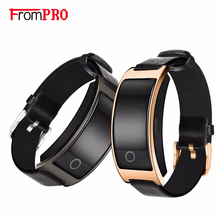FROMPRO Smart Band CK11S Blood Pressure Watch Blood Oxygen Heart Rate Monitor Smart Bracelet Pedometer IP67