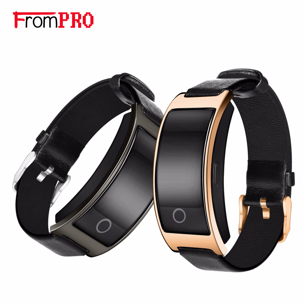 FROMPRO CK11S Smart Armband Armband Blutdruck Uhr Blut Sauerstoff Herz Rate Monitor Schrittzähler IP67 Wasserdichte SmartBand