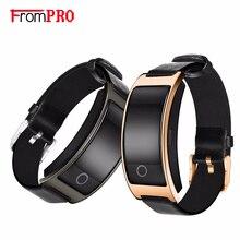 Умный браслет CK11s Smartband часы bluetooth IP67 водонепроницаемый артериального давления heart rate monitor шаг напоминание для ios Android