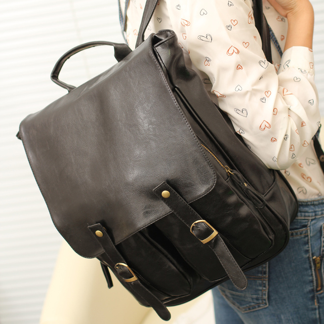 korean leather backpack men cool sports large capacity backpacks for both  women and men 04632fabf5f2