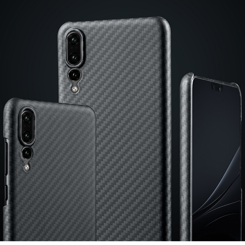Image 4 - Carbon Fiber Case for Huawei P20 P20 Pro Case Matte Cover for  Huawei P30 Mate 20 Pro Mate 30 30 Pro 10 Pro Case Ultra Thin  CoverFitted Cases