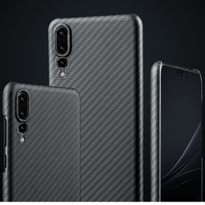 Image 4 - Carbon Fiber Case for Huawei P20 P20 Pro Case Matte Cover for Huawei P30 P40 Mate 20 Pro Mate 30 30 Pro Case Ultra Thin Cover