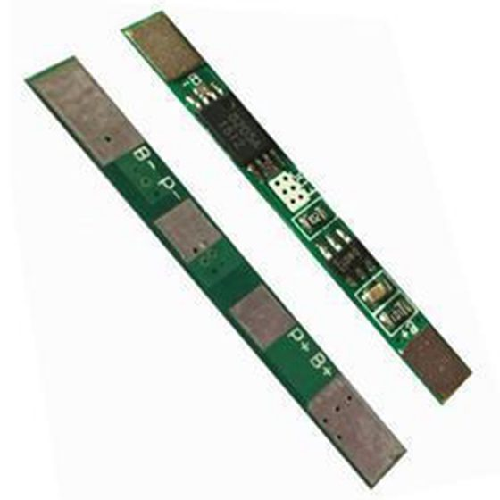 charger protection board Batterie 1 S 3.7 V 3A 18650 lithium li-ion BMS battery