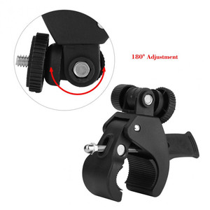 Image 3 - Gopro تعديل دراجة نارية المقود قوس الدعم ل عمل كاميرا gopro