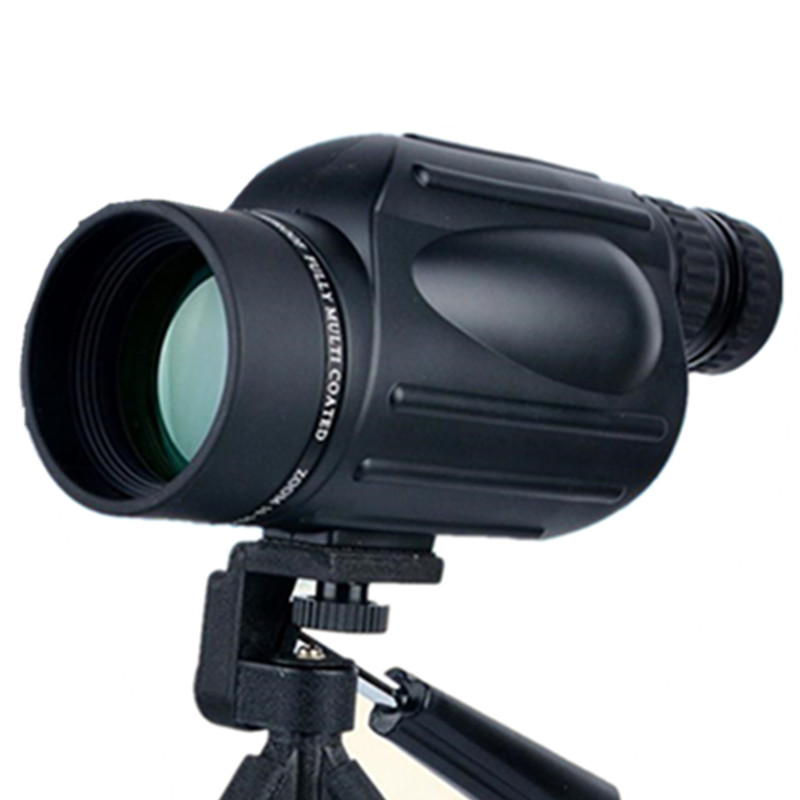Professional Monocular 10 30X50 High Power Spyglass Telescope Optical HD Telescope Monoculo Light Night Vision Hunting
