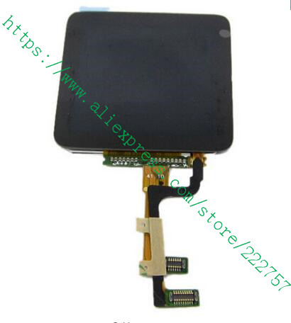 Original NEW LCD Display + Touch Screen Digitizer Assembly Repair Part For IPod Nano6 Nano 6 6th 6G (+ Adhesive Sticker Tape)