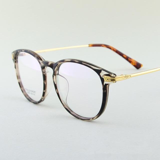 ec4aba70b75 New Style Eyeglasses Frames Fashion Men Women Eyewear Frames Full Rim  Computer Glasses Spectacles Optical Rx