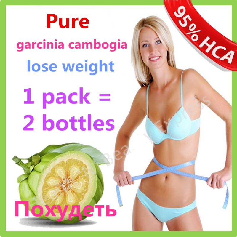 2 bottles Free Shipping! Pure garcinia cambogia extract slimming products loss weight diet product for women pure garcinia cambogia extract 85