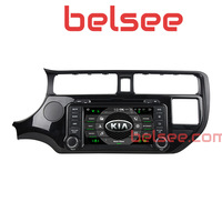 Belsee Octa Core PX5 4gb Android 8.0 Oreo Car Radio DVD Player Navigation Multimedia Head Unit for Kia Rio 2011 2012 2013 2014