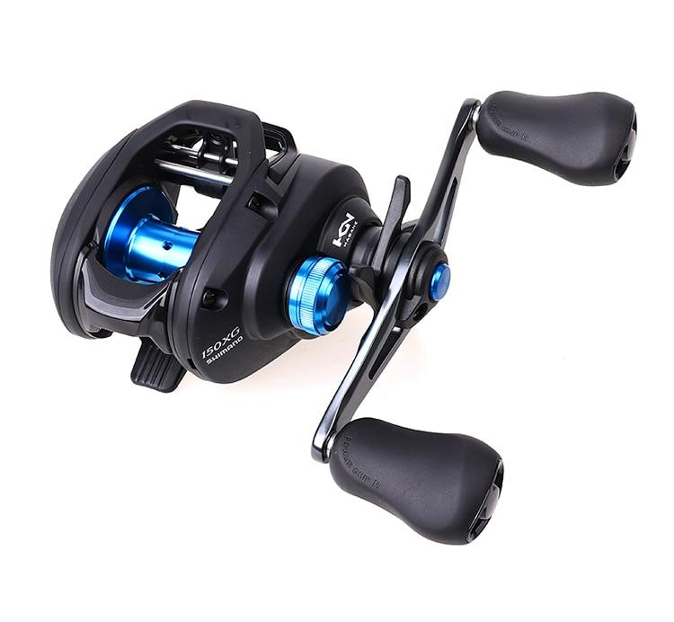 US $78 39 50% OFF|2018 NEW SHIMANO SLX 150 150hg 150xg 151 151hg 151xg Low  profile baitcast fishing reel-in Fishing Reels from Sports & Entertainment