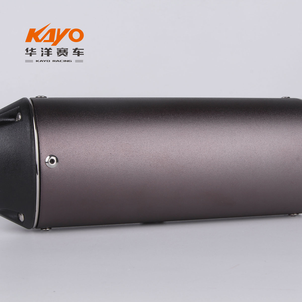 цена на Huayang kayo 2016 hk160r ty125 off-road motorcycle tube 125cc dirt pit bike muffler exhaust pipe