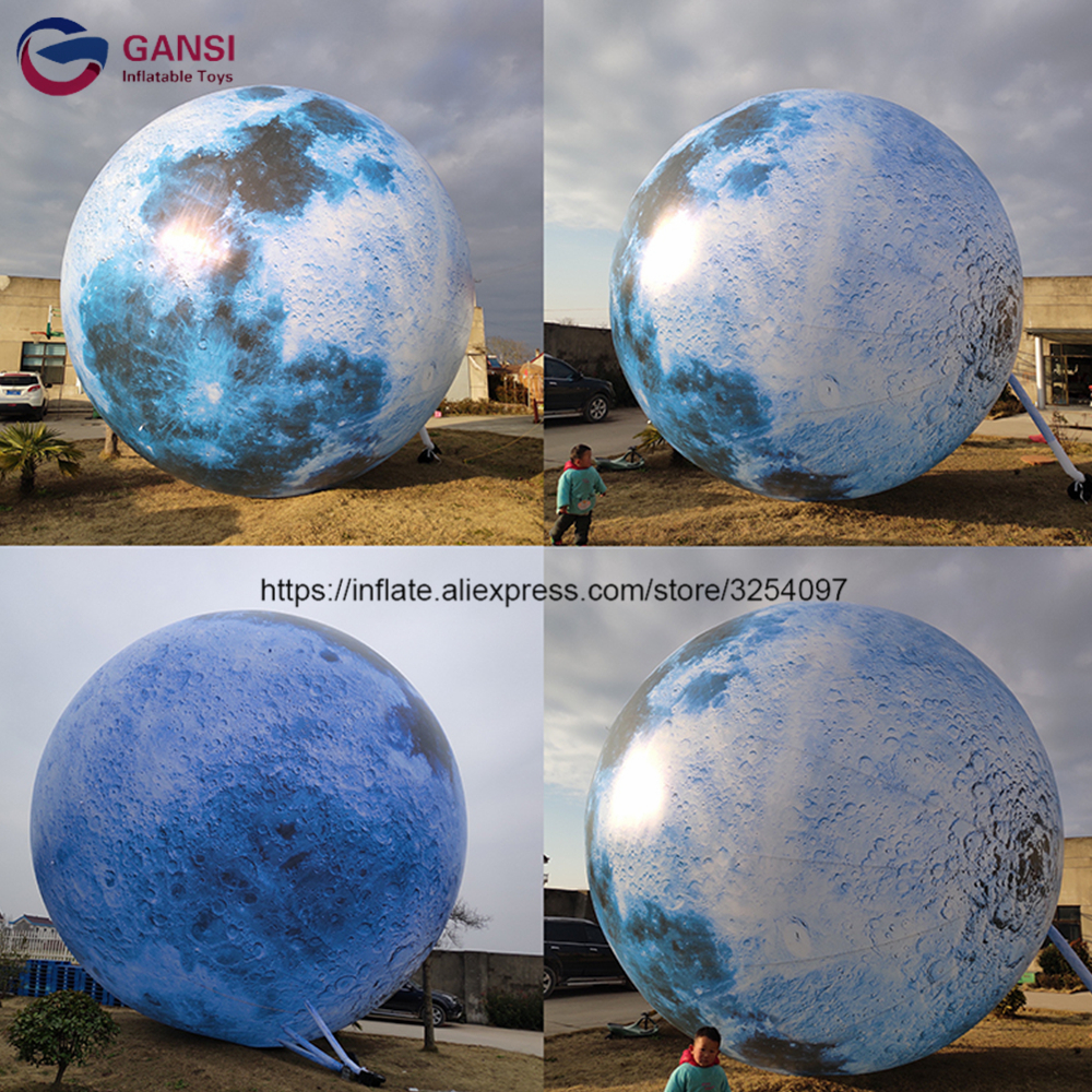 inflatable moon26