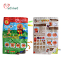 Baby Toys Soft Rustle Newspaper Cloth Book Newborn Early Learning Education Infant Toy Soft Rattles Mobile Baby Toys 0-12 Months