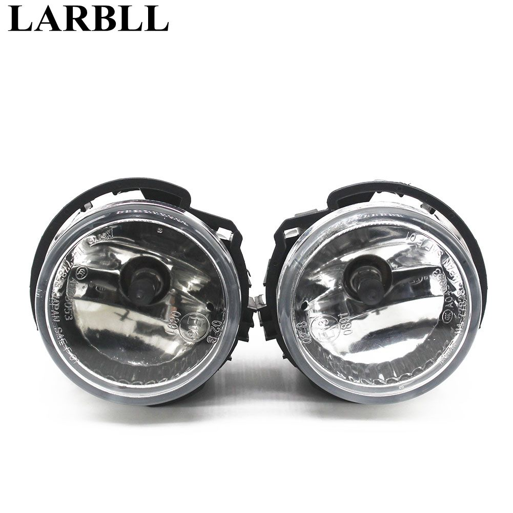 LARBLL New Pair Fog Lamp Light For SUBARU FORESTER 2009-2013 IMPREZA WRX STI 2008-2010 epman intercooler y pipe hose kit for subaru wrx sti gdb ggb 2 0 00 07 ver 7 9 3pcs ep sbt007