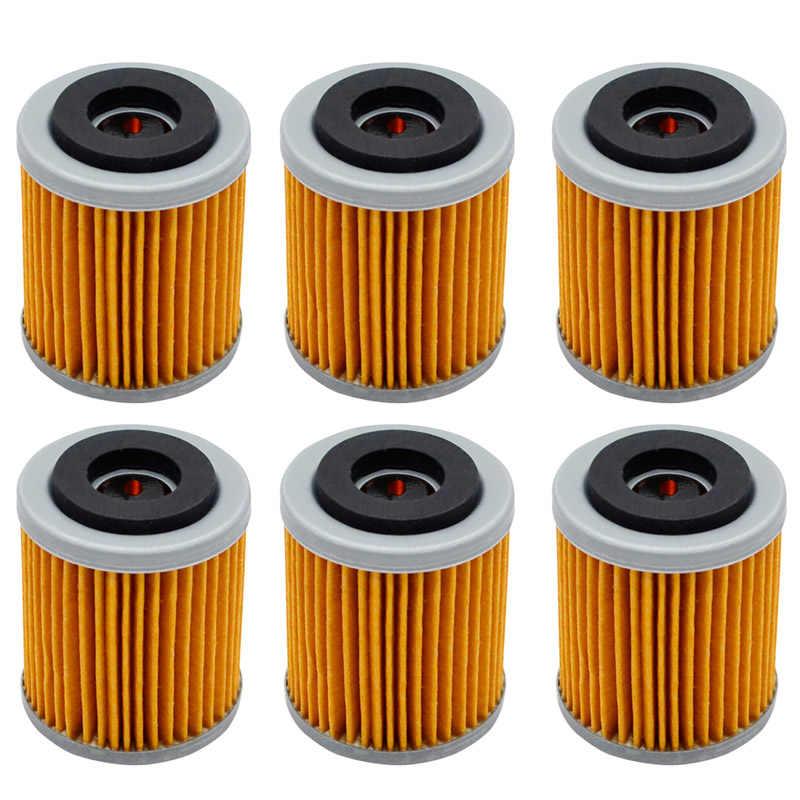 שמן מסנן עבור ימאהה TTR250 TTR 250 2000-2006 WR250F WR 250F 2001 2002 WR400F WR 400F 1998- 2002 WR426F 2001-2002