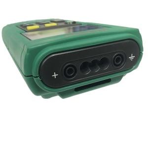 Image 4 - جهاز اختبار كابل الأسلاك الاحترافي المحمول Mastech MS6818 جهاز فحص محدد موقع الأنابيب المعدنية جهاز تعقب الخط Voltage12 ~ 400 فولت