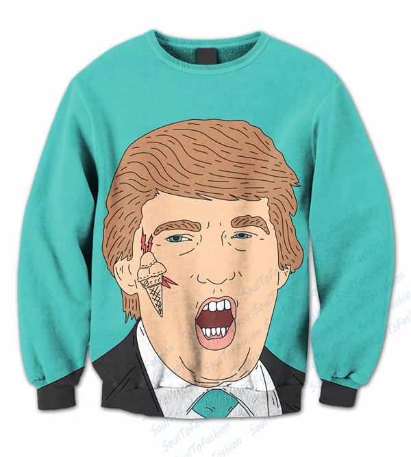 Aliexpress.com : Buy Real AMERICAN US Size Brr Donald Trump x ...