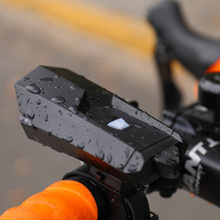 USB Rechargeable Bicycle Light Bike Front LED Head Waterproof Accessories