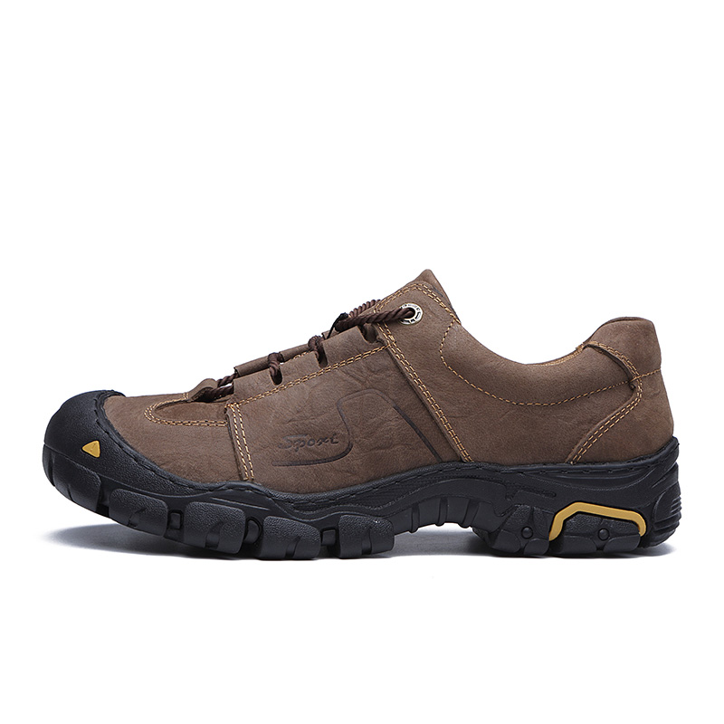 Men Hiking shoes Waterproof Outdoor climbing trekking shoes Autumn winter Genuine leather outdoor walking Shoes male sneakers 2017 new mens hiking shoes black blue walking shoes men autumn winter outdoor sport sneakers high top leather trekking shoes men