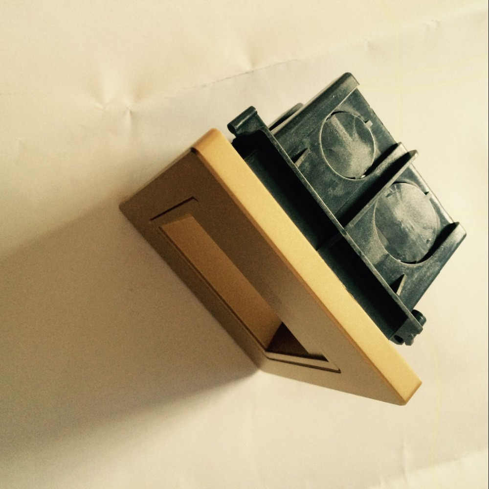Светодиодный лестничный светильник датчик + PIR детектор движения светодиодный инфракрасный индукционный светильник для человеческого тела Встраиваемая лестница настенный светильник 86 коробка