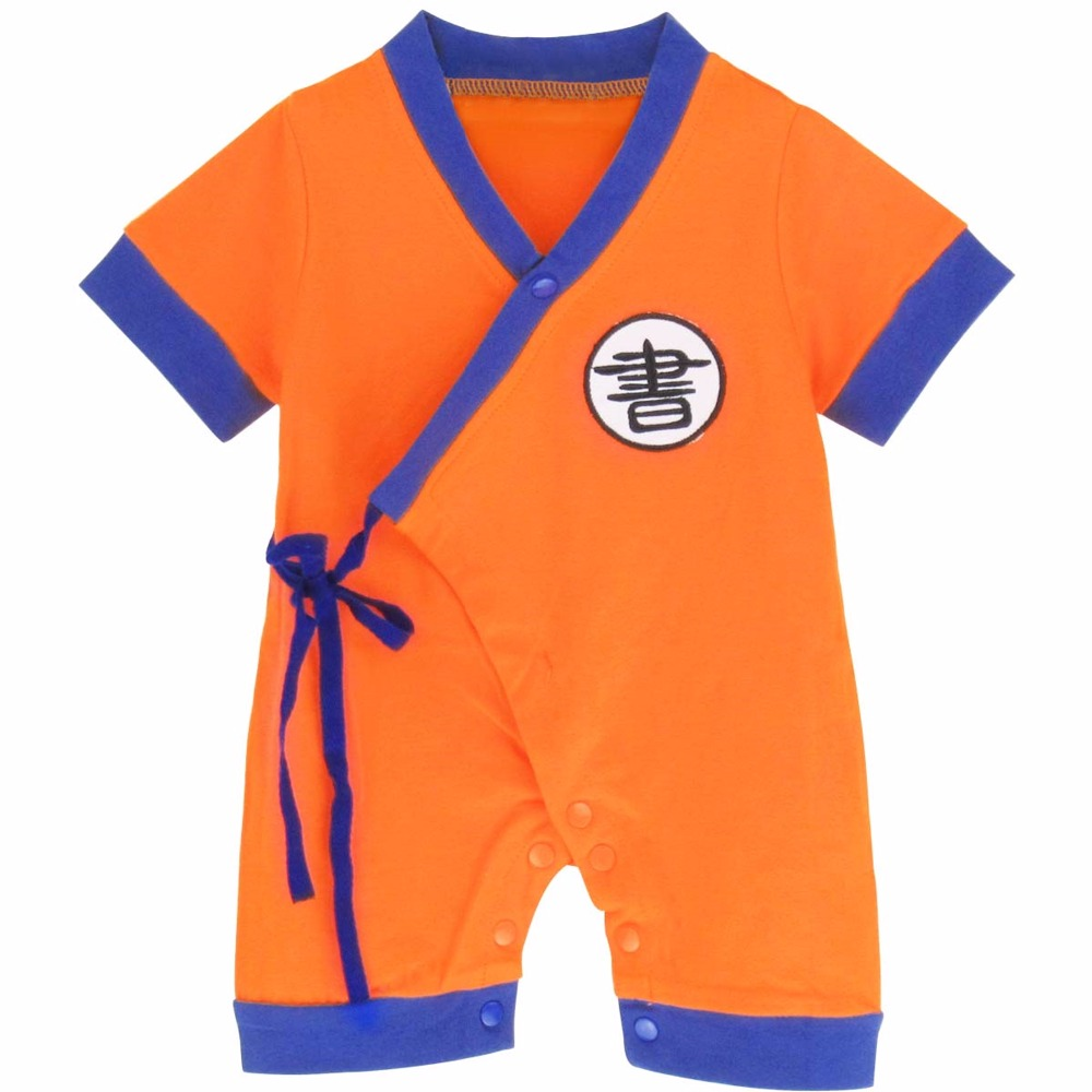 Baby Boys Funny Costume Chinese Tradictional Style Romper Short Sleeve Infant Cosplay Jumpsuit Outfit New Year Costume For Boy