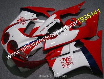 For Honda CBR250RR MC19 1988 1989 CBR250R CBR250 RR 88 89 Red Blue White ABS Motorcycle Fairing (Injection molding)