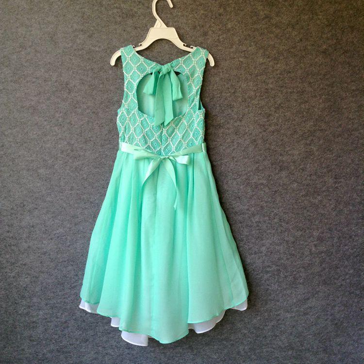 Καλοκαιρινό φόρεμα κορίτσι Princess - Παιδικά ενδύματα - Φωτογραφία 2