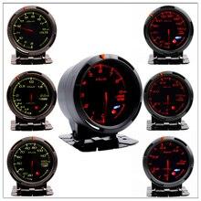 Defi Boost прибор для passat b5 b6 b8 peugeot 206 207 307 Гольф 4 5 7 ford focu 1 2 mk3 sportage Boost указатель давления турбонаддува метр 60 мм