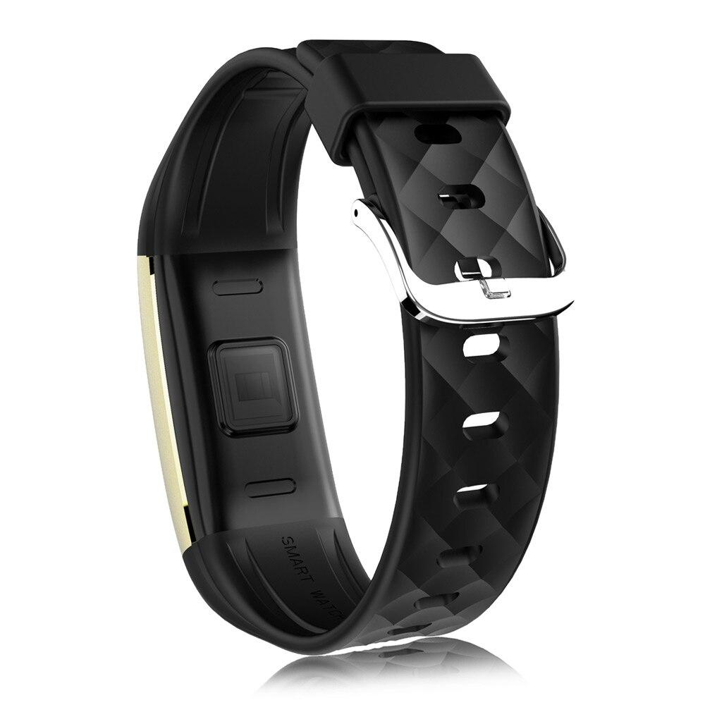 2018 S2 Smart Polsbandje Hartslagmeter IP67 Sport Fitness Armband - Տղամարդկանց ժամացույցներ - Լուսանկար 5