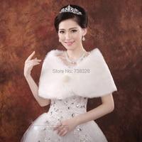 Cheap 2014 In Stock Bolero Bridal Wrap Fashion Cashmere Wedding Accessories Bridal Wraps Half Sleeve
