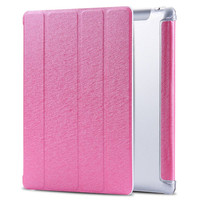 Ultra Thin Stand Design PU Leather Case For Ipad 3 4 2 Colorful Flip Smart Cover