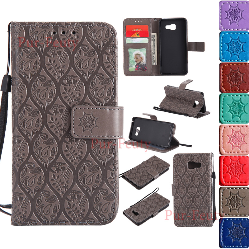 Flip Wallet Case For <font><b>Samsung</b></font> <font><b>Galaxy</b></font> <font><b>A3</b></font> <font><b>2016</b></font> A310 A36 <font><b>SM</b></font>-A310 <font><b>SM</b></font>-<font><b>A310F</b></font> <font><b>SM</b></font>-<font><b>A310F</b></font>/DS <font><b>SM</b></font>-A310M/DS A310Y <font><b>A310F</b></font>/DS Leather Phone Cover image