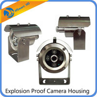 MINI CCTV Camera Housing Explosion Proof Housing Vandal Proof Box add IR LED CCTV Outdoor Security (excluding built in cameras)