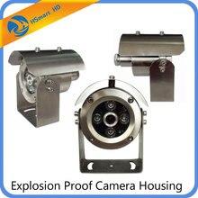 Мини-камера видеонаблюдения корпус взрывозащищенный корпус Антивандальная коробка добавить ИК светодиодный LED cctv наружная безопасность (за исключением встроенной камеры s)