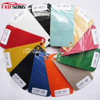 Good quality Flock PU VINYL 0.5*25meter Flocking Heat Transfer Vinyl For Plotter Transfer in 12 Colors BY Free shipping