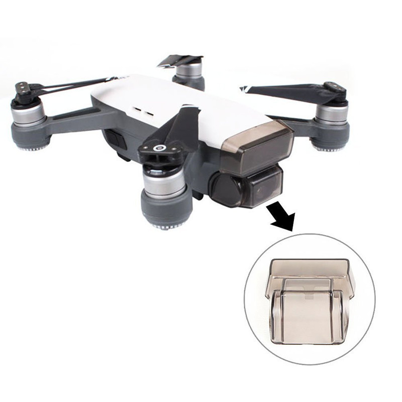 DJI SPARK Gimbal Camera Guard Protector Lens Cover Cap Case Front 3D Sensor System Screen Cover