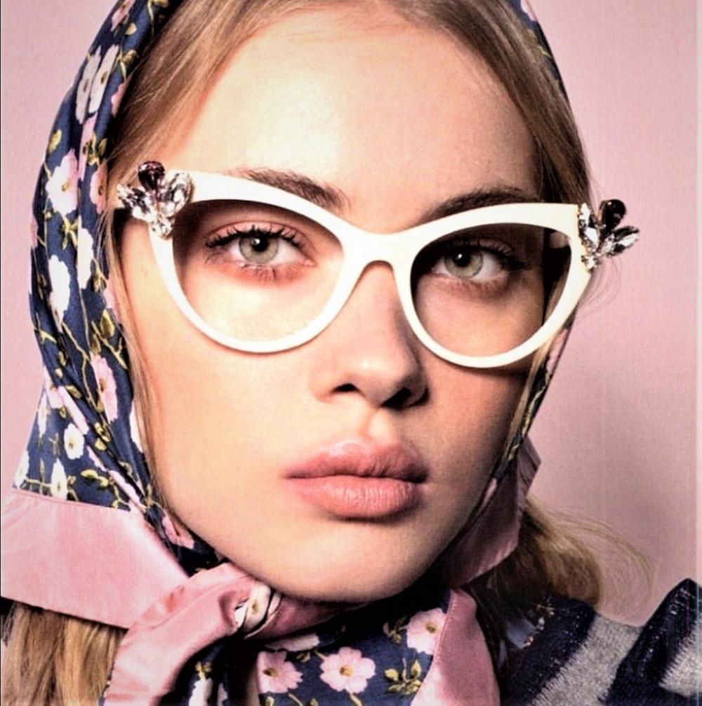 Glasses Frames For Women Cat Eye