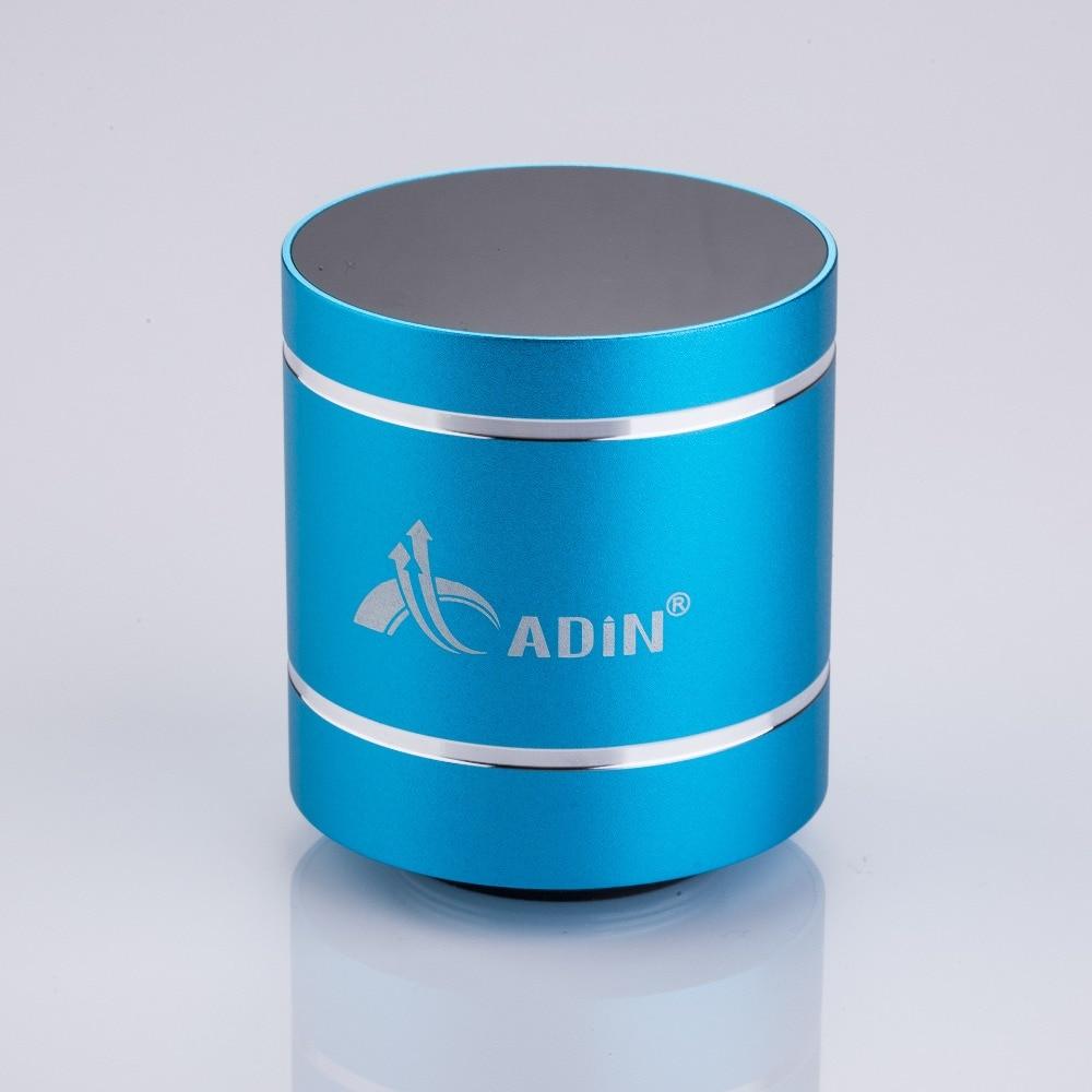 Vruće! ADIN metalni Bluetooth zvučnik 10W mini zvučnik za - Prijenosni audio i video - Foto 3