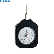 SHAHE ATG double pointer tension meter tension gauge tension test Force Measuring Instruments force meter cheap RoHS CN(Origin) ANALOG 500g 0 25kg