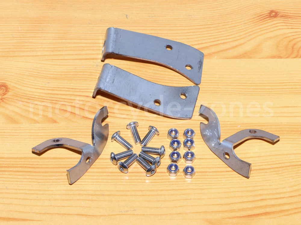 Frames & Fittings Motorcycle Batwing Fairing Support Bracket Repair Kit For Harley Street Glide Electra Glide Ultra Classic Trike Models 1996-2013