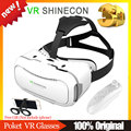 "VR Shinecon 2.0 Headmount 3D Virtual Reality Glasses VR Glasses for 4.7-6.0"" Smartphone Goggles + Bluetooth Remote Gamepad"