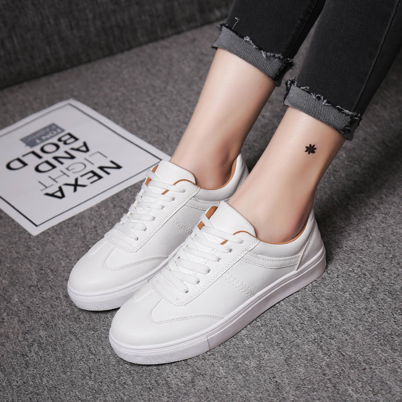 UBZ  2017 Spring new fashion style women leisure shoes flats real genuine cow leather woman loafers flattie high quality white fashion women s gorgeous colorful embroidery leisure shoes spring and autumn walks tourism national style flats smyxhx 10136