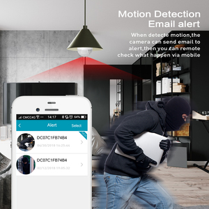 Image 4 - Hiseeu Bulb Light Wireless IP Camera Wi fi FishEye 960P/3MP 360 degree VR CCTV Camera 1.3MP Home Security WiFi Camera Panoramic