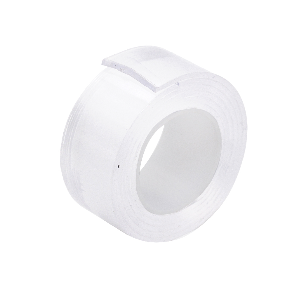 Image 3 - 1M 3M 5M Width 30mm 50mm Multifunctional Double Side Adhesive Tape Traceless Washable Adhesive Tape Nano Free Magic Tape-in Tape from Home Improvement