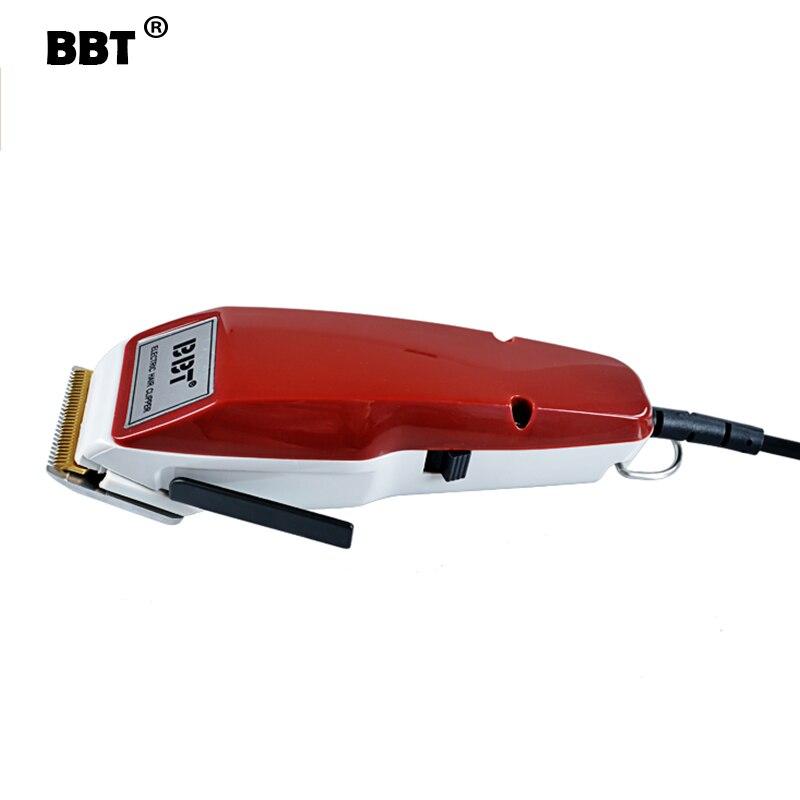 Tondeuse à cheveux Professionnelle tondeuse à cheveux électrique pour hommes coupe machine de coupe de cheveux coupe de cheveux outil de rasage pour salon/famille