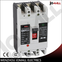цена на 63 Amp 3 pole cm1 type Moulded case type circuit breaker mccb