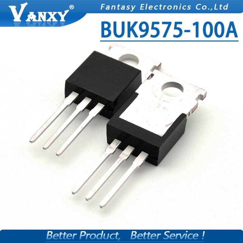 10pcs BUK9575-100A TO-220 BUK9575 TO220