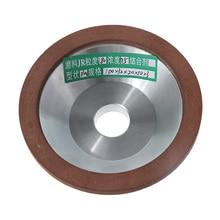 100 мм Алмазный шлифовальный круг чашка 180 зернистость резак шлифовальный станок для Карбида Металла