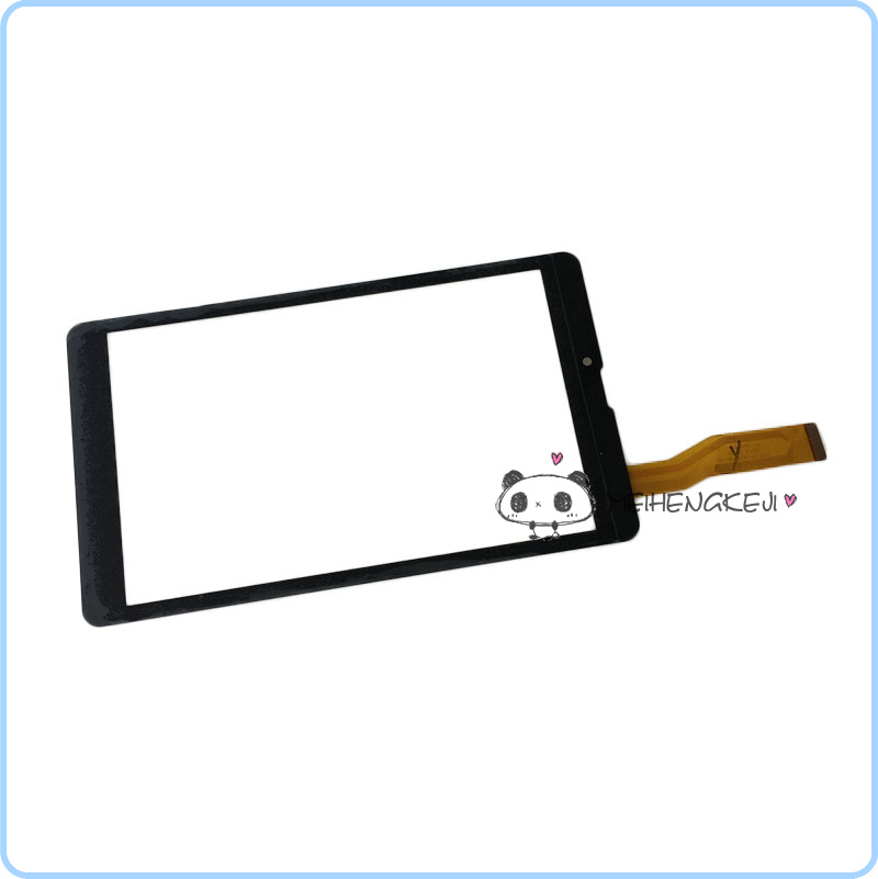 New 8 inch Touch Screen Digitizer Sensor For DIGMA OPTIMA 8007S 4G TS8091PL Free Shipping